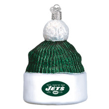 Old World Christmas New York Jets Beanie Ornament #72314