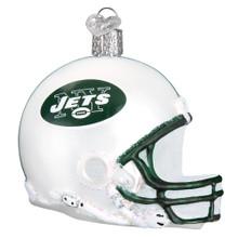 Old World Christmas New York Jets Helmet Ornament #72317