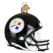 Old World Christmas Pittsburgh Steelers Helmet Ornament #72617