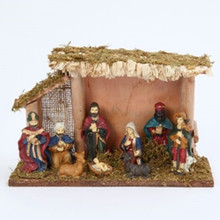 12in Nativity Scene #2350860