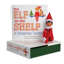 The Elf on the Shelf - Brown Eyed Boy