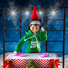 The Elf on the Shelf - Claus Couture Jingle Jam Hoodie