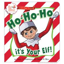 Scout Elves Present Ho Ho Ho! It's Your Elf Book