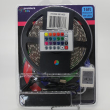 5050 RGB Flexible Lights with 3A Complete Kit