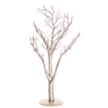 Kissing Krystal Champagne Glitter Tree #KKDISP02