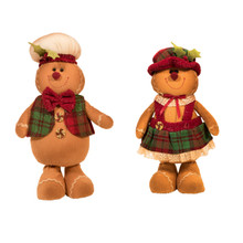The Gingerbreads (Boy & Girl)