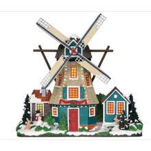 Lemax Village Collection Windmill #25333