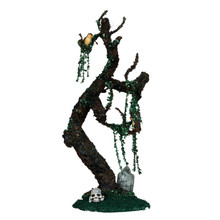 Lemax Village Collection Tombstone Tree #34650
