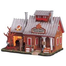 Lemax Village Collection Maple Grove Sugar Shack #55235