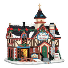 Lemax Village Collection Rustic Church #55942