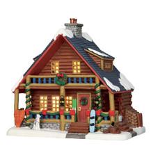 Lemax Village Collection Parker's Cabin #55988