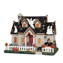 Lemax Village Collection Trick Or Treat House #65074