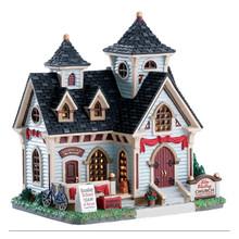 Lemax Village Collection Elm Valley Church #75213