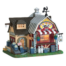 Lemax Village Collection Old Fashioned Dairy #75216