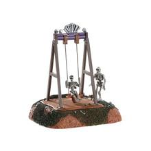 Lemax Village Collection Skeleton Swings #84334