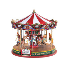 Lemax Village Collection The Grand Carousel #84349
