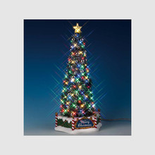 Lemax Village Collection New Majestic Christmas Tree #84350