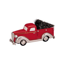 Lemax Village Collection Pick-Up Truck #84837
