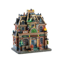 Lemax Village Collection Haunted Museum #85304