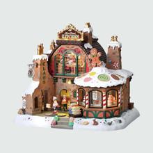 Lemax Village Collection Mrs. Claus' Kitchen #85314