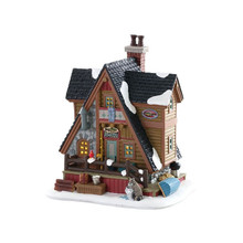 Lemax Village Collection Pete's Fishing Cabin #85321