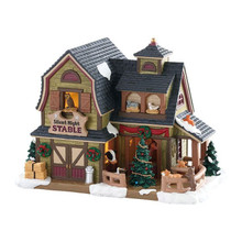 Lemax Village Collection Silent Night Stable #85325