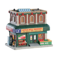 Lemax Village Collection Apple Hill Grocery #85349