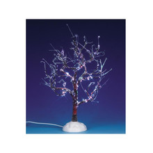 Lemax Village Collection Lighted Ice Glazed Tree, Multi #94001
