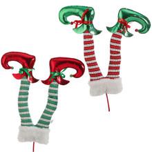 RAZ Metallic Elf Legs #3716399