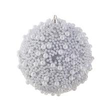 RAZ Pearl Ball Ornament #3860878