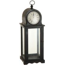 RAZ Clock Lantern #X3525903