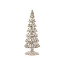 RAZ Medium Champagne Beaded Tree #3822968B