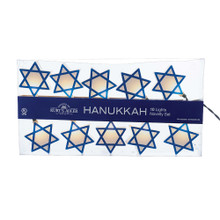 Kurt Adler Hanukkah Light Set #UL4282