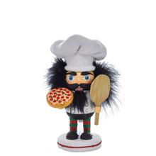 Kurt Adler Hollywood Pizza Guy Nutcracker #HA0335