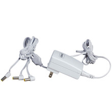 Lemax Village Collection Power Adaptor 4.5V White 3-Output #74706