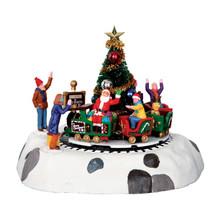 Lemax Village Collection Santa's Kiddie Train #34631
