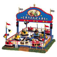 Lemax Village Collection Crazy Cars #64488
