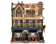 Lemax Village Collection Wesley Pub #45099