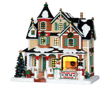 Lemax Village Collection Holidays Homecoming #35522