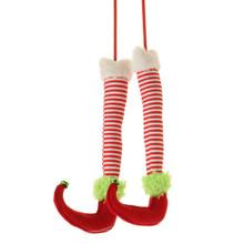 "RAZ 12.5"" Elf Legs Ornament  #3316410"