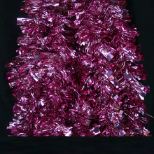 12ft Bright Pink Boa Garland # BOA-PK
