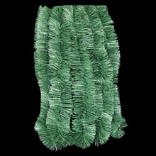 18ft Green Hologram Pine Garland #ID35186-6