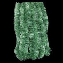 18ft Green Hologram Pine Garland #ID35186-6