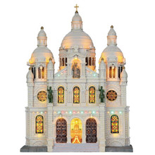 Lemax Village Collection Europe Cathedral #25334