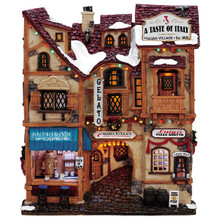 Lemax Village Collection a Taste of Italy #35855