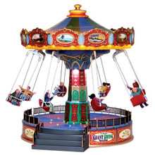 Lemax Village Collection the Giant Swing Ride #44765