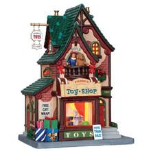 Lemax Pierre's Toy Shop #45677