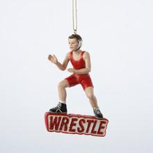 Kurt Adler Wrestle Boy Ornament #C7269