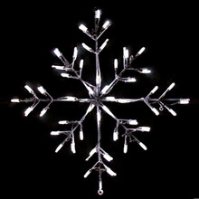 LED Snowflake #LED-SF24