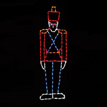 LED Small Toy Soldier #LED-TSSM65